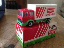 CORGI IVECO CONTAINER LORRY BATCHELORS PEAS MIB
