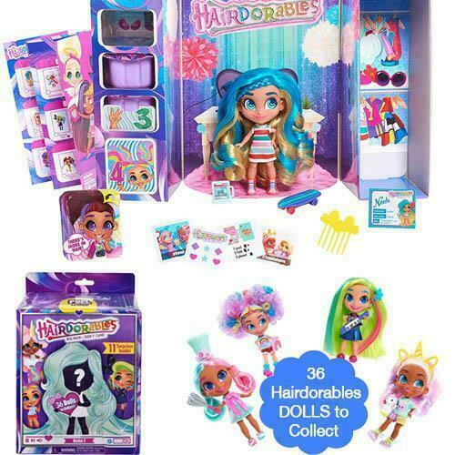 Hairdorables ‐ Collectible Surprise Dolls and Accessories Series 1 Styles M...