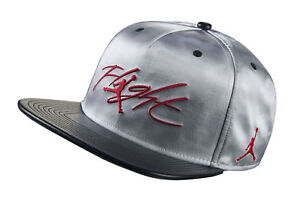 6d00ff16436 Nike Jordan Flight Cloud Print Snapback Cap