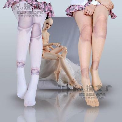 Cute  Anime Lovely Ball Joint Doll SD Pantyhose Tights Orz SKin or White Color
