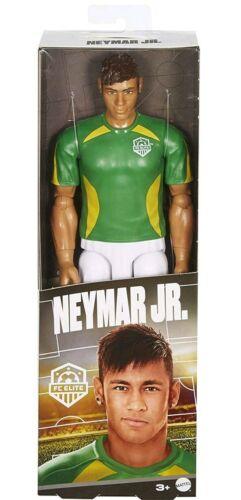 Elite-Football Figurine Neymar Jr MATTEL F.C environ 30.48 cm 12 in