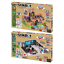 New StikBot Castle Or Space Movie Set /& Figure Animation Studio Official