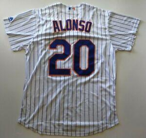 Joueur Baseball Jersey Mets de New York NO.20 Pete Alonso