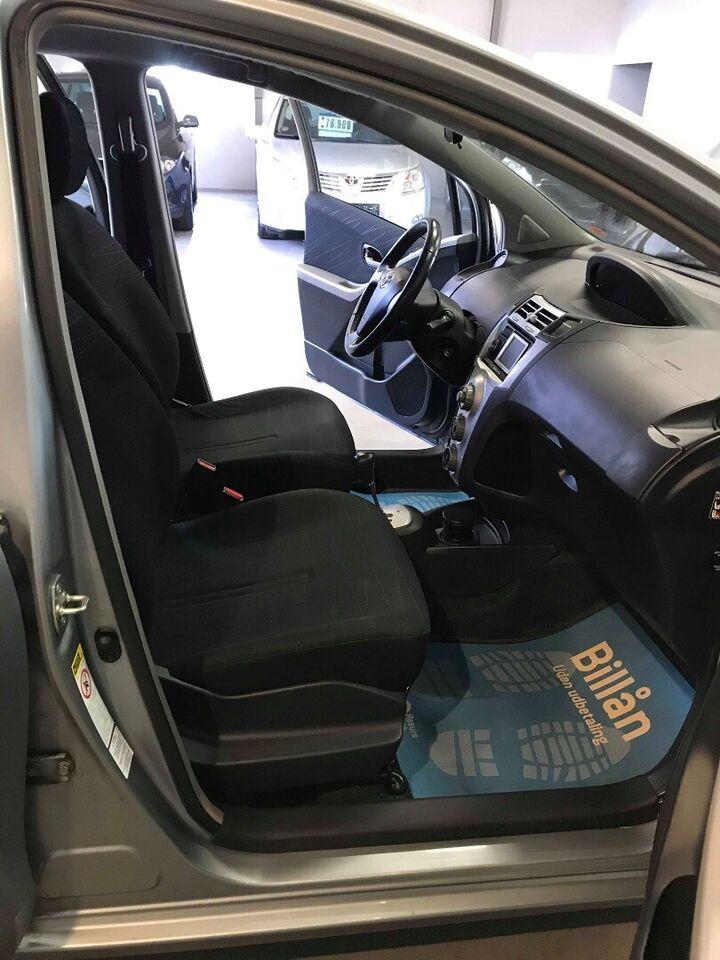 Toyota Yaris 1,4 D-4D Sol M/M Diesel aut. Automatgear