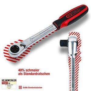 KS-TOOLS-1-4-034-SlimPOWER-Umschaltknarre-72-Zahn-920-1490-Ratsche-Steckschluessel
