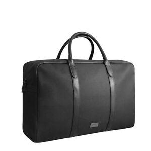 9579c815e HUGO BOSS BLACK DUFFLE / TRAVEL BAG / HOLDALL / WEEKEND BAG FOR MEN ...