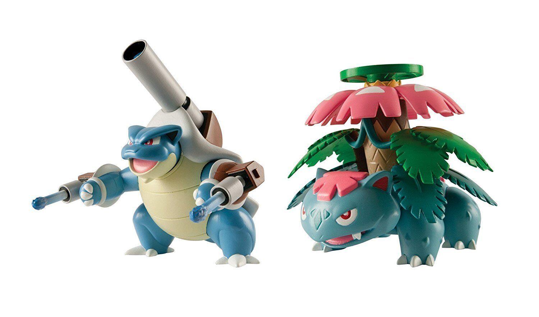 Echt Kiste Pokemon Eigenschaft Figur - Kampf AKTION Mega venasaur 2 Stk