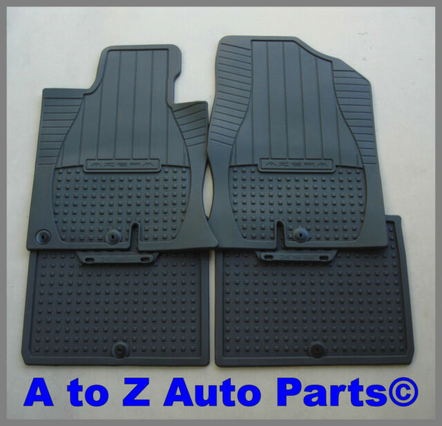 HYUNDAI Genuine Accessories 3V013-ADU00 All Weather Floor Mat