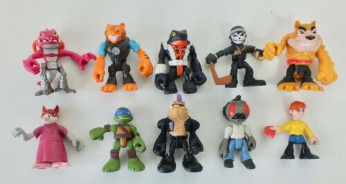 Teenage Mutant Ninja Turtles-Half Shell Heroes-multi annonce-Choisissez vos propres