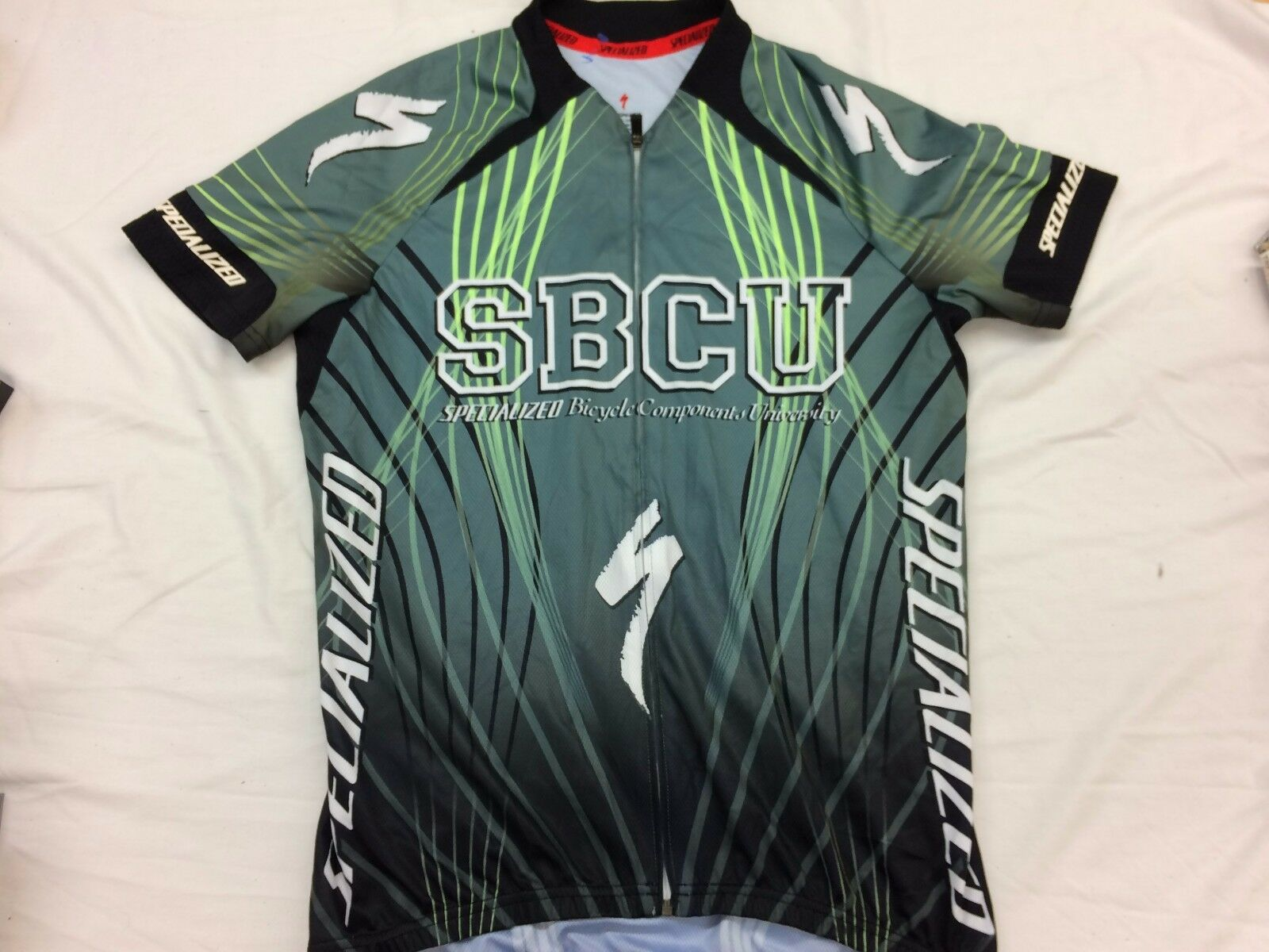 Cycling  Specialized Components University Jersey Racing Mens Adult L  the cheapest