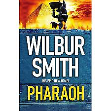 Pharaoh by Wilbur Smith (Trade Paperback, 2017) NEW, FREE SHIPPING+TRACKING