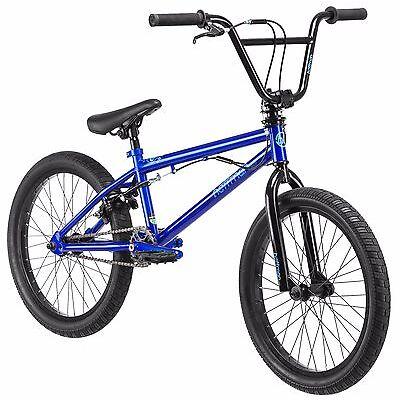 "20"" Hoffman BMX Talon Bike, Blue"