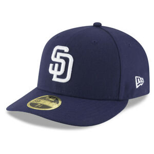 watch bd4bb a0c0a Image is loading New-Era-5950-San-Diego-Padres-HOME-Low-