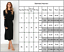 thumbnail 2 - Womens Long Sleeve Bodycon Dress Knitted Ribbed Midi Slim Sweater Jumper Dresses