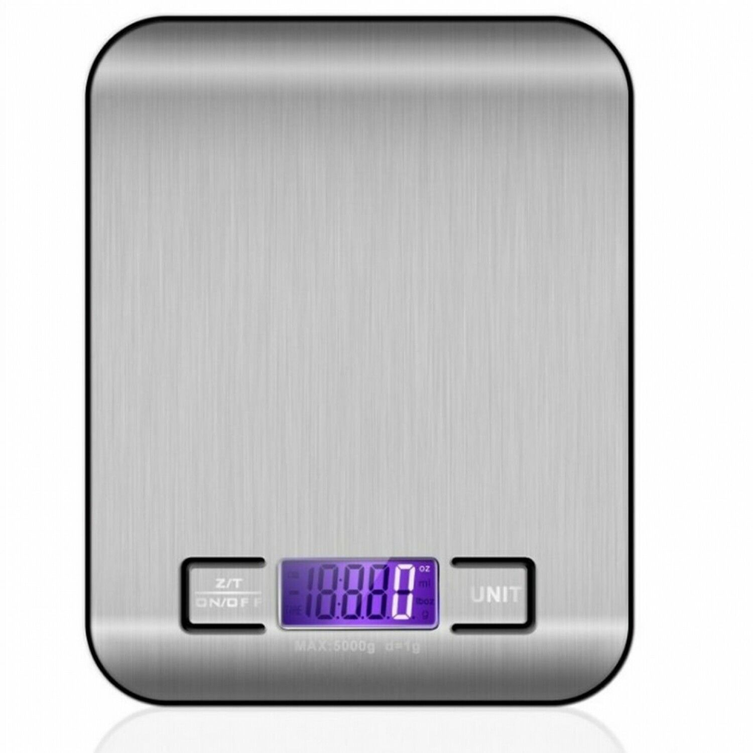 Sidiyang digital kitchen scale mini pocket stainless steel precision jewelry electronic scale weight gold grams tare weight function counting function 3000gx0.1g