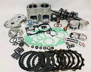 Details about Banshee 443cc 7 mil CPI Hotrods Wiseco Cub Complete Motor Big  Bore Stroker Kit