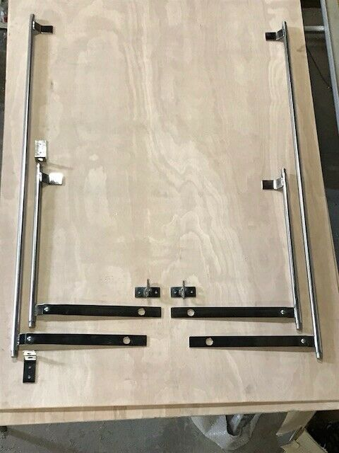 Horsebox Stainless Steel Ramp Fastners Hgv And 3.5 Ton Sizes Available