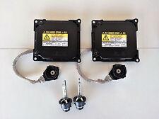 2x NEW! OEM! 07-15 Lexus ES 350 300H XENON BALLASTS & D4S BULBS KIT CONTROL UNIT