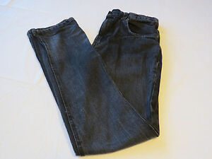 Boys-Hurley-pants-EUC-20-32-034-79-Slim-denim-jeans-cotton-black-skate-surf-Youth