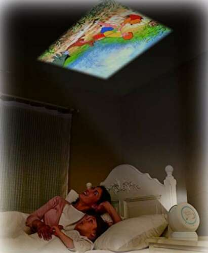 Disney Pixar Characters Dream Switch Picture book projector F//S Dream Switch