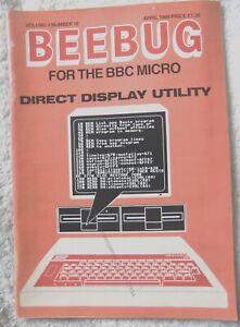77154 Vol 04 No 10 Beebug Magazine 1986