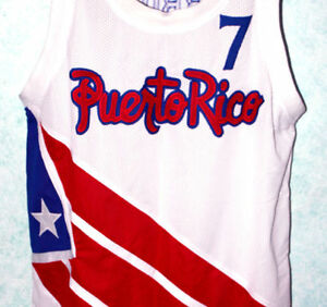 Image is loading CUSTOM-ANY-NAME-TEAM-PUERTO-RICO-BASKETBALL-JERSEY- 520298d0d