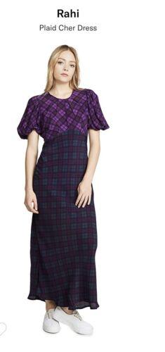 Rahi Plaid cher dress