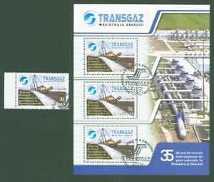 Rumaenien-Romania-2009-Erdgas-Pipeline-Transgaz-6399-Block-453-gestempelt