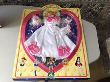 Vintage#Rare  Sailor Moon  Bandai Japan Bride Wedding Dress Doll# Mosc