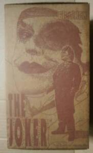 Billiken Shokai Le Joker Jack Nicholson Vérsion Doux Vinyle Kit Batman Japon