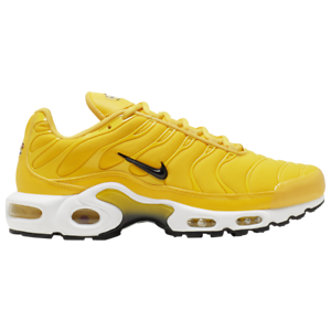 Details about Nike W Air Max Plus Tuned TN Running Women Yellow Black Red Plaid CQ9978 700