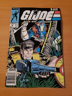 1984 Marvel G.I Joe A Real American Hero #20 Newsstand ~ NEAR MINT NM ~
