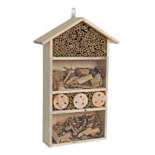 Insektenhotel Insektenhaus XXL Nistkasten Insekten Bienen Brutkasten Holz