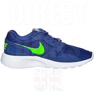 Nike verde Tamaño 5 Zapatillas azul Reino deporte Unido 5 705489 5 3 404 originales de del 4 Kaishi qPgHqZU