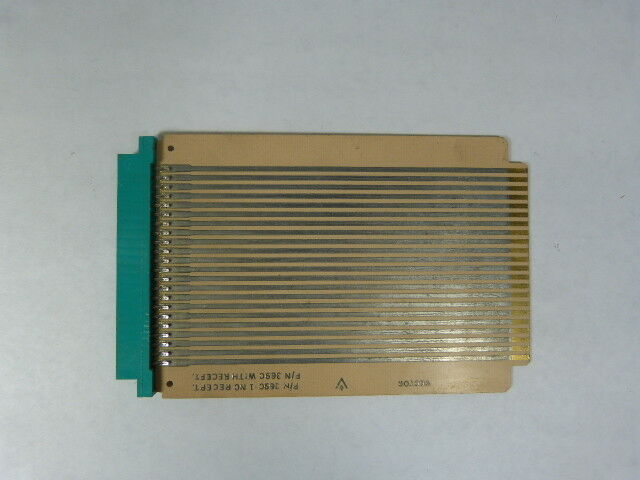 Vector 3690-1 Extender Board  USED