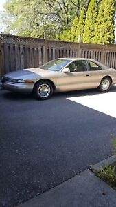 1995 Lincoln Mark Series -
