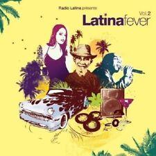 Latina Fever 2        4CDs 2007 Lounge Brazil Bossa Grooves