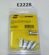 5 Pack 20860 ESAB Plasma Cutter Nozzle Electrode, 30/40 AMP PT-31 31XLPC