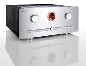 Amplificateur-integre-Vincent-SV-700-Hybride-Classe-A-50W-AB-2x160W-ALU