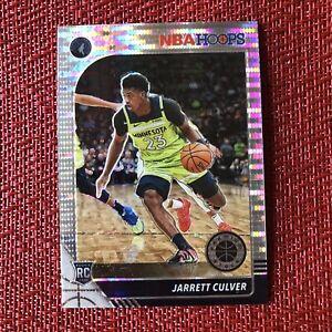 2019-20 NBA Hoops Premium Stock Set Pulsar Prizm Jarrett Culver RC #203