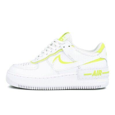 Nike Air Force 1 Shadow White Lemon Venom | CI0919 104 |Limi
