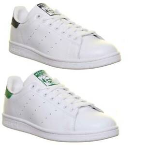 the best attitude 3e74a 75b9b Image is loading Adidas-Originals-Stan-Smith-Mens-Lace-Up-Trainers-