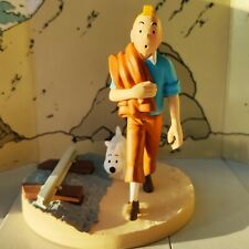 TINTIN DIVER IN SCAPHANDRE SUIT POLYRESIN FIGURINE NEW  OFFICIAL TINTIN PRODUCT