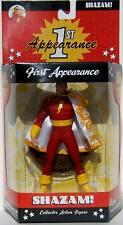DC Direct First Appearance Shazam Captain Marvel Series 1 MOC Action Figure