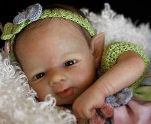 """AgréAble Twinkle Fairy Par Shawna Clymer Reborn Nouveau Mini Baby Doll Kit @ Le400@11 1/4""""-afficher Le Titre D'origine Pour AméLiorer La Circulation Sanguine"""