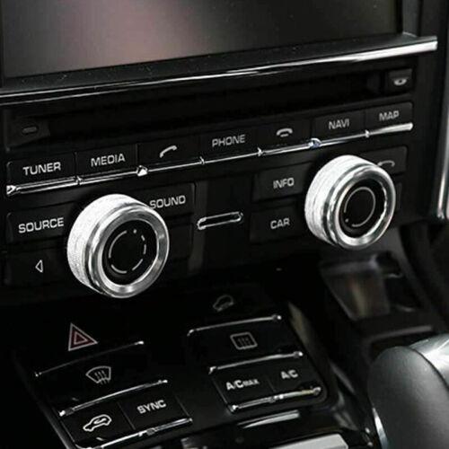 Zubehör Knopf Abdeckung Volumen Für Porsche 911 Cayenne Macan 718 Neu Neueste