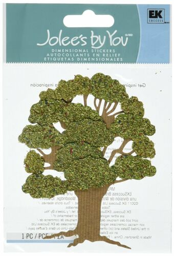 SUMMER TREE Jolee/'s by You Dimensional Stickers JJAB074C Brand NEW trunk