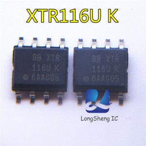 5Pcs-XTR116U-XTR116UA-SOP8