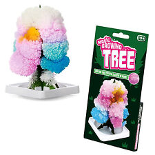 MAGIC GROWING TREE CRYSTAL TOY BOYS GIRLS FUN GIFT BIRTHDAY PARTY BAG FILLER