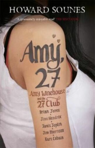 1 of 1 - Amy, 27, Sounes, Howard, Very Good Book